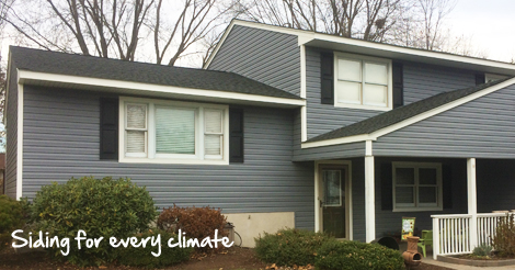 What Kind Of Siding Is Best For Your Climate George J Keller