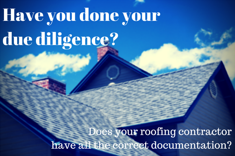 Have you done your due diligence-