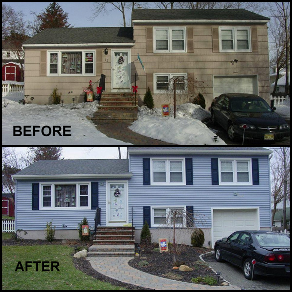 New Jersey Home Painting From J S Painting: New Siding From George J Keller & Sons LLC