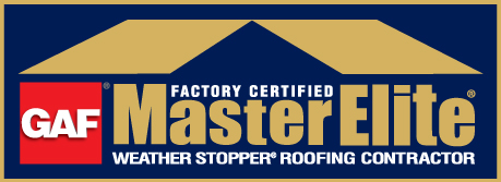 What does being a GAF Master Elite Roofing Contractor mean?