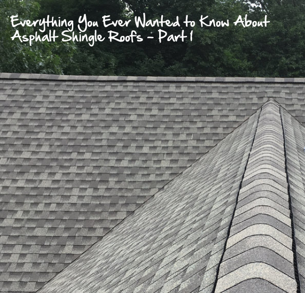 Everything You Ever Wanted to Know About Asphalt Shingle
