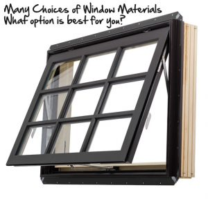 Window Materials: Should You Buy Wood or Fiberglass Windows?