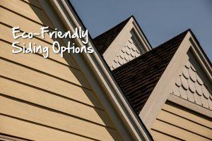 Six Eco-Friendly Siding Options