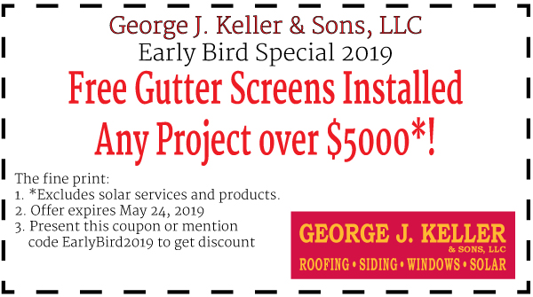Early Bird Special 2019