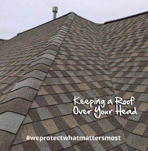 Keeping a Roof Over Your Head