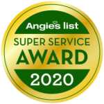 George J Keller & Sons Earns 2020 Angie's List Super Service Award