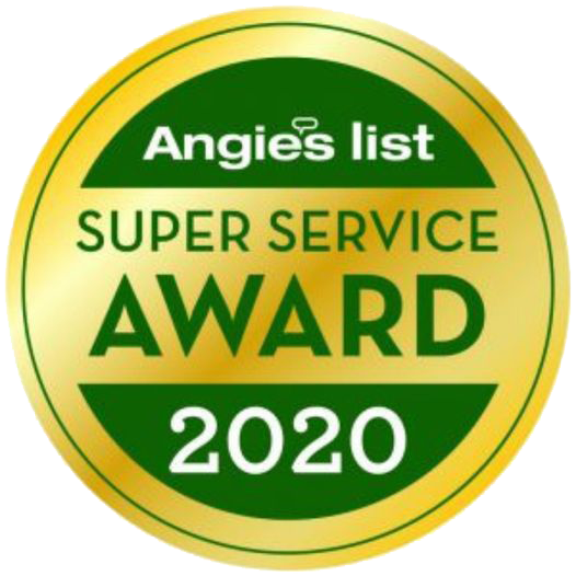 Read more about the article George J Keller & Sons Earns 2020 Angie's List Super Service Award